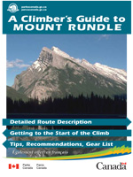 A Climber's Guide to Mount Rundle