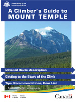 A Climber's Guide to Mount Temple