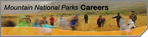 Mountain National Parks Careers