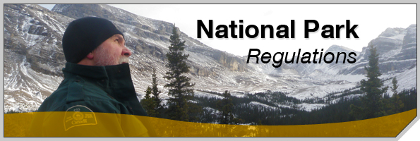 National Park Regulations
