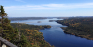 Infrastructure Projects in Terra Nova National Park