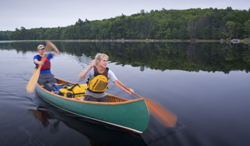 Backcountry Canoeing