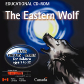 The Eastern Wolf Educational CD-ROM