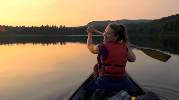 Experience La Mauricie - Come experience La Mauricie National Park! Hiking, mountain biking, canoeing, waterfalls, camping... this place's got it all!
