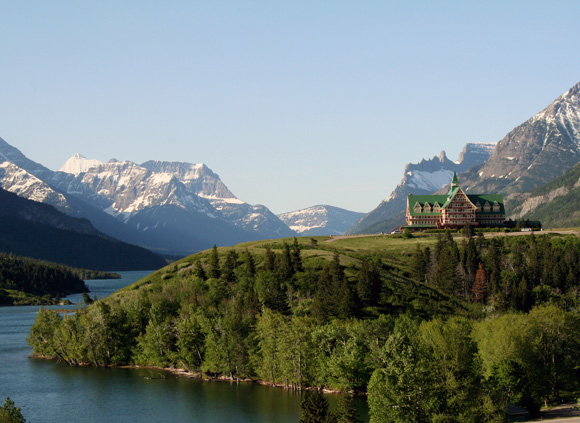 Waterton Lakes National Park and Prince of Wales Hotel National Historic Site, Alberta