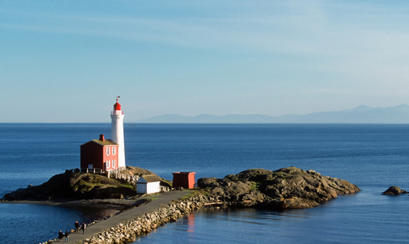 Fisgard Lighthouse National Historic Site