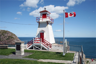 Fort Amherst Heritage Lighthouse