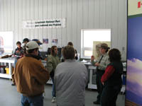 Grasslands National Park open house
