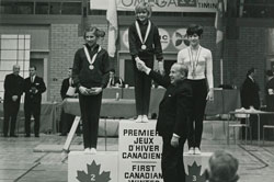 50th Anniversary of the Canada Games