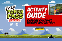 My Parks Pass - Activity Guide