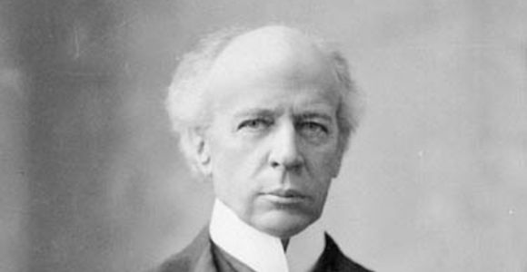 Portrait de Sir Wilfrid Laurier