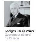 Photo de Georges-Phillas Vanier - Gouverneur général du Canada