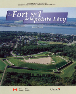 Brochure Le Fort no 1 de la pointe Lévy