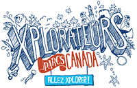 Xplorateurs de Parcs Canada - Allez explorer!
