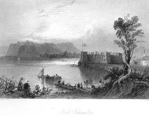 Le fort Chambly