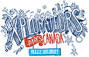Xplorateurs de Parcs Canada