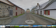l'application Street View de Google Maps