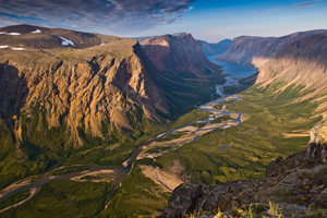Réserve de parc national des Monts-Torngat