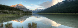 Les sons du parc national Jasper