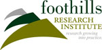 Foothills Research Institute (en anglais seulement)