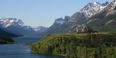 Parc national des Lacs-Waterton