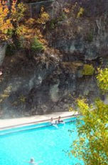 Piscine des sources thermales Radium