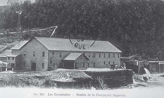 Moulin des Escoumins