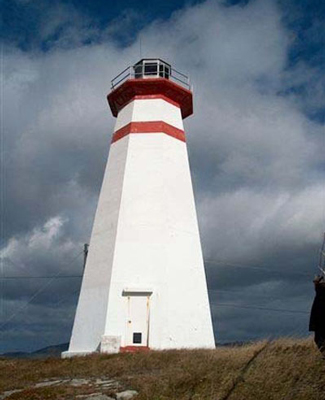 Le phare patrimonial de Cape Ray