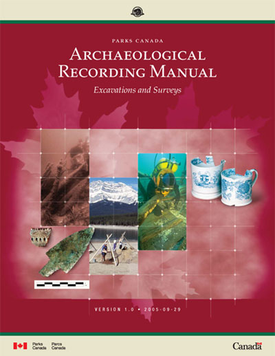 Archaeological Recording Manual: Excavations and Surveys