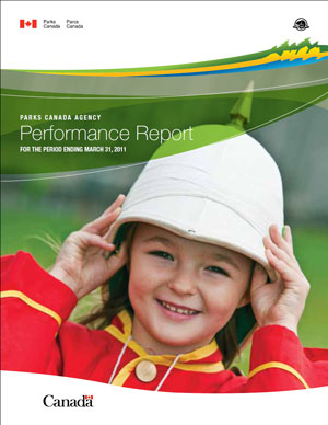 Parks Canada's Performance Report for the period ending March 31, 2011