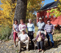 Friends of the Bar U Historic Ranch Association