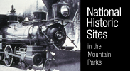 National Historic Sites in the Mountain Parks