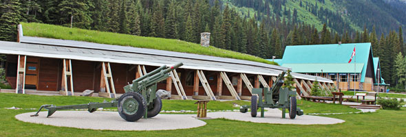 The Rogers Pass Discovery Centre