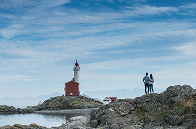 Fort Rodd Hill & Fisgard Lighthouse National Historic Sites