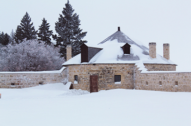 Lower Fort Garry National Historic Site