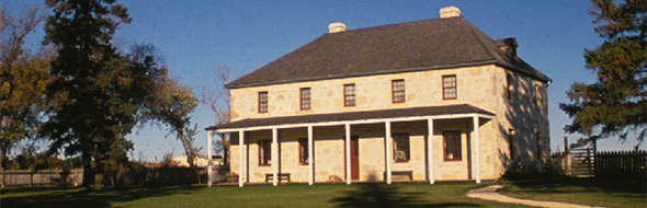 St. Andrew's Rectory National Historic Site © Parks Canada