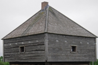 Blockhouse at Fort Edward