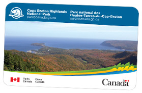 Access pass for people whose lands were expropriated from Parks Canada places on Cape Breton