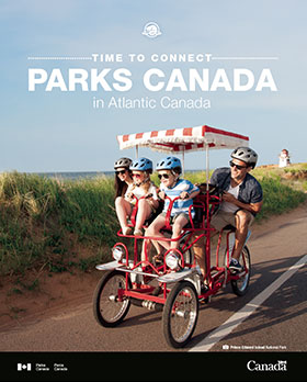 Atlantic Canada Visitor's Guide