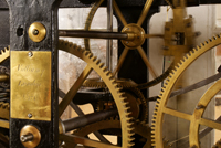 Town Clock mechanism