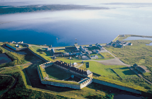 Fortress of Louisbourg National Historic Site of Canada