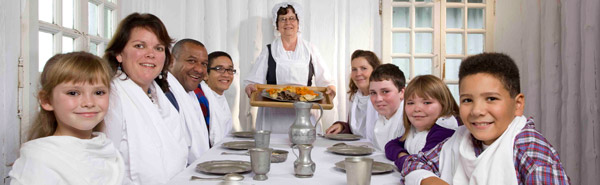 Dining at the Fortress of Louisbourg National Historic Site