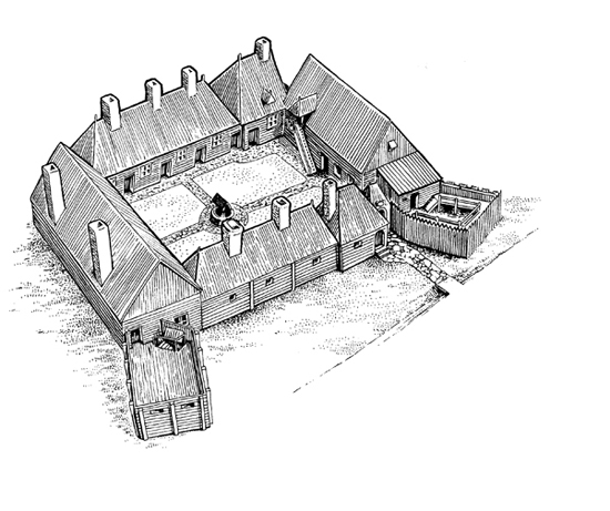 The Habitation at Port-Royal