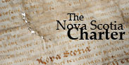 The Nova Scotia Charter
