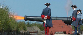 Have a Blast at Louisbourg
