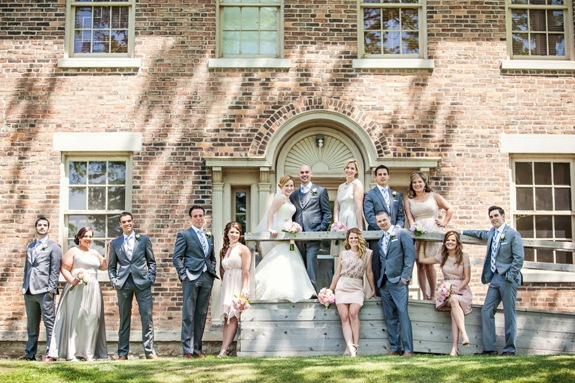 Weddings at Fort Malden