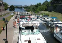 Ottawa Locks, Rideau Canal