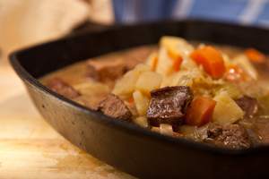 Soldiers Beef Stew