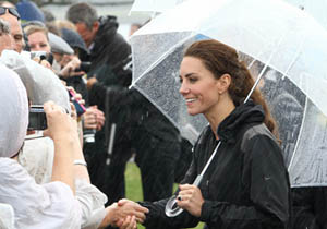 The Duchess of Cambridge at Dalvay-by-the-Sea National Historic Site