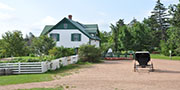 Green Gables homestead